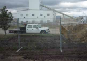 Temporary Fence Panel Rentals